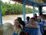 Khám Phá Mekong - Cồn Phụng